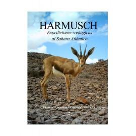 LIBRO HARMUSCH. EXPEDICIONES ZOOLÓGICAS AL SAHARA ATLÁNTICO