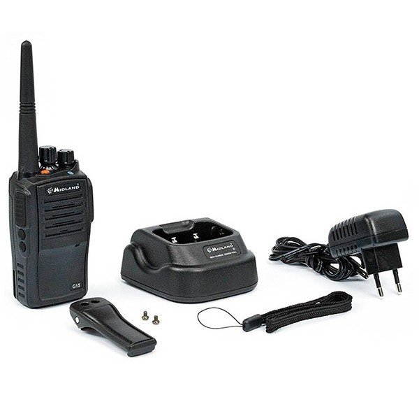 MIDLAND G15 WALKIE TALKIES