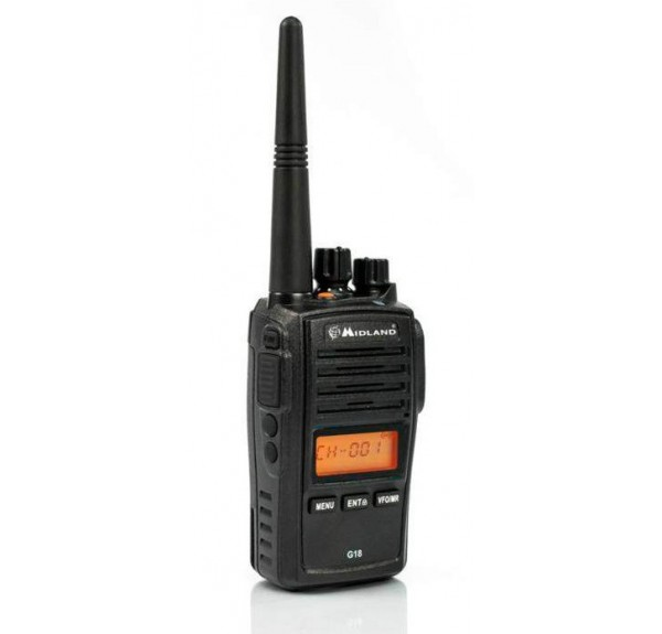MIDLAND G18 WALKIE TALKIES