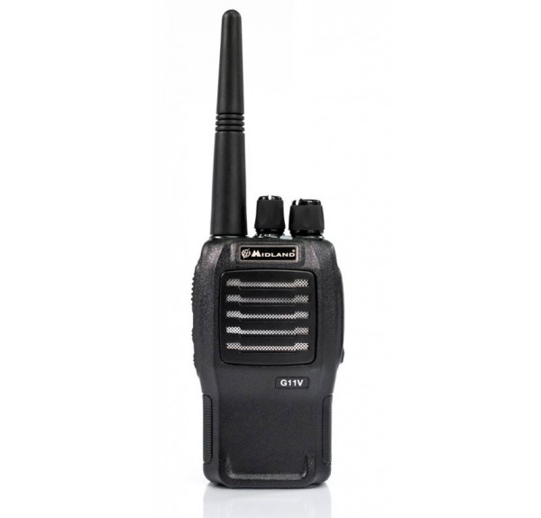 MIDLAND G11V WALKIE TALKIES