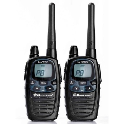 MIDLAND G7E PRO WALKIE TALKIES