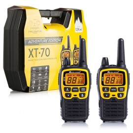 PACK MIDLAND XT70 ADVENTURE WALKIE TALKIES