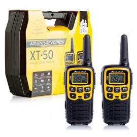 PACK MIDLAND XT50 ADVENTURE WALKIE TALKIES