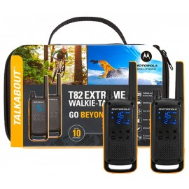PACK MOTOROLA T82 EXTREME WALKIE TALKIES
