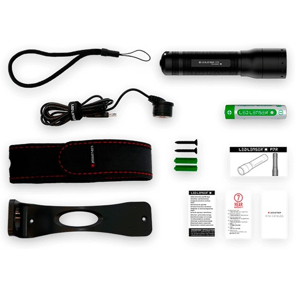 Led lenser p7 recargable