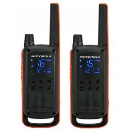 MOTOROLA T82 WALKIE TALKIES