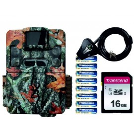 PACK BROWNING STRIKE FORCE PRO XD + SD 16GB + 8 PILAS + CANDADO