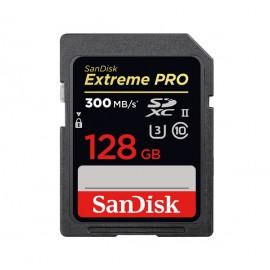 TARJETA EXTREME PRO 128GB 300MB/S SANDISK