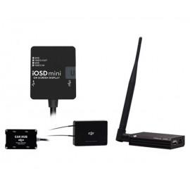 IOSDmini + 2.4G BT DATALINK + CAN HUB